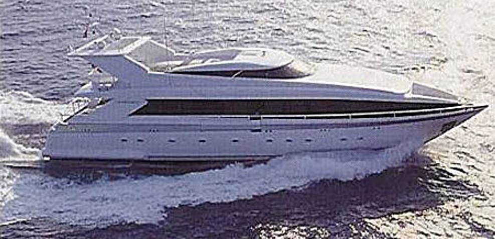 Moontazzam II Charter Yacht