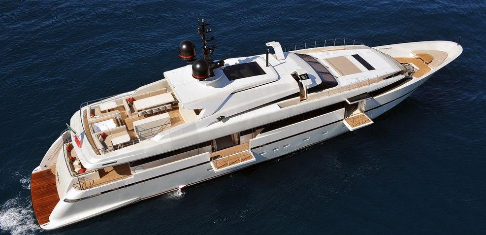 Liliya Charter Yacht