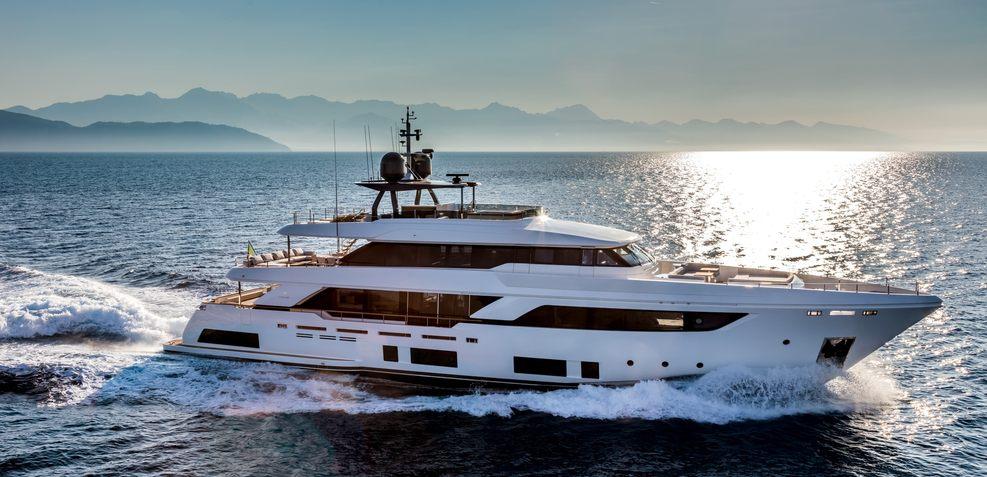 Sonic Charter Yacht