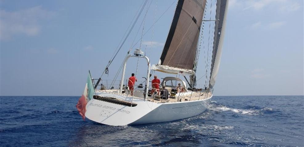 Quinta Santa Maria Charter Yacht