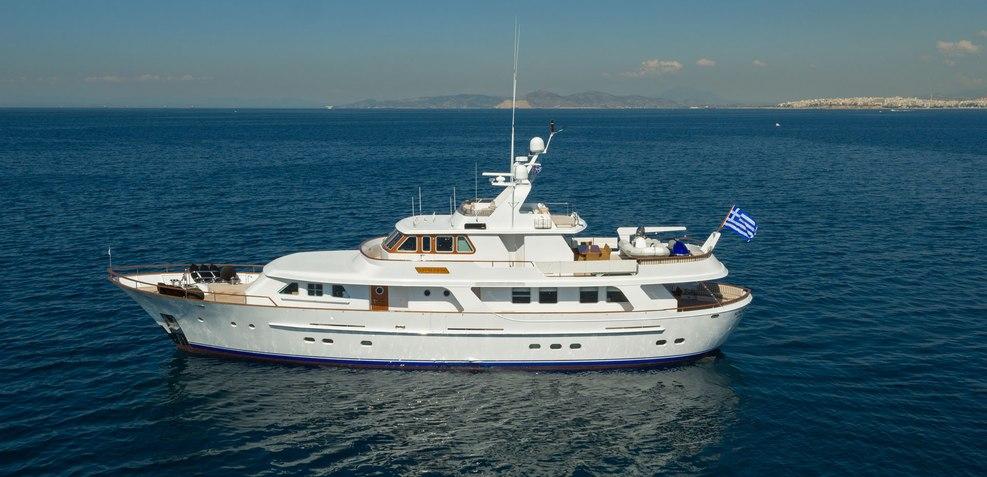 Suncoco Charter Yacht