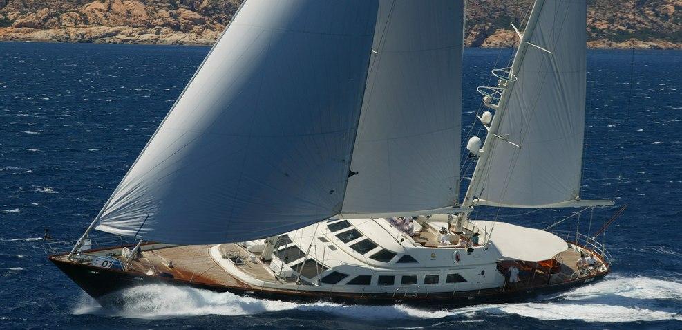 Principessa Vaivia Charter Yacht