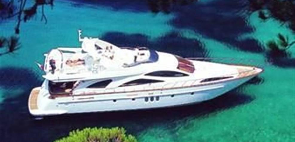Martiano Charter Yacht