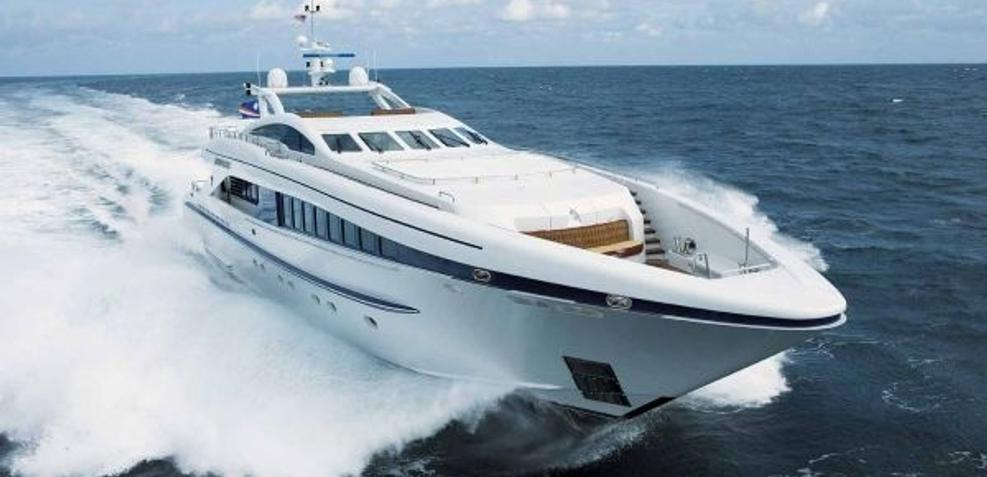 Man of Steel Charter Yacht