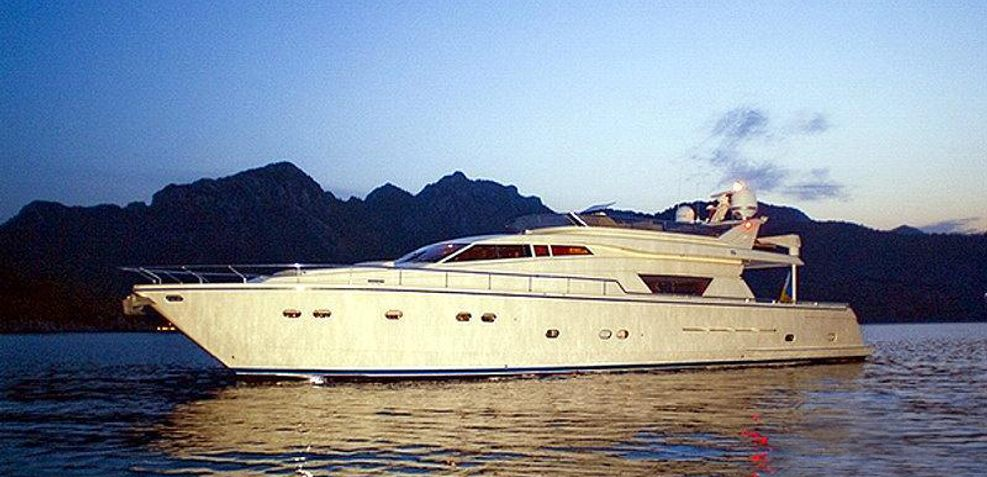 Splendido Charter Yacht
