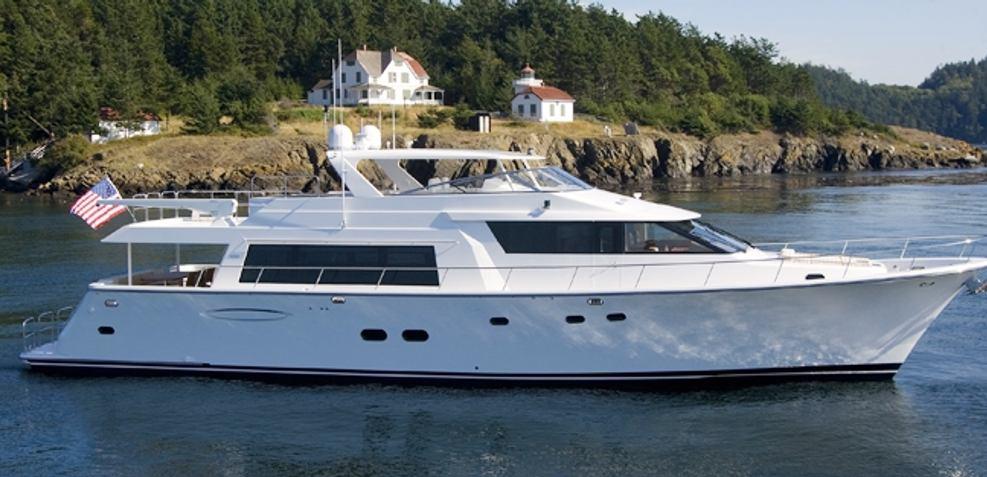 Gailforce Too Charter Yacht