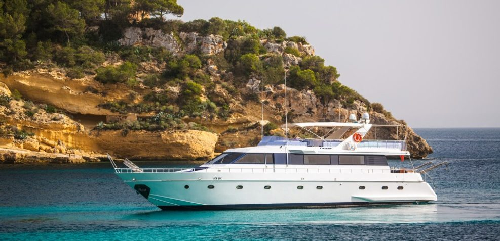 Ace Six Charter Yacht