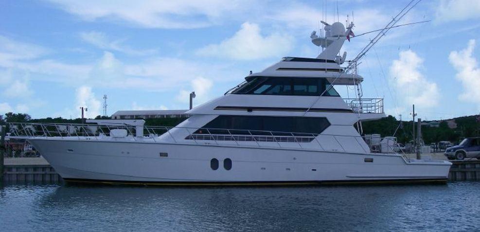 High Spirit Charter Yacht