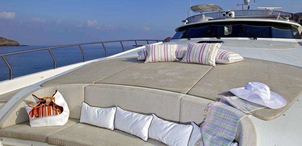Sanjana Charter Yacht