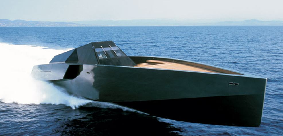 Galeocerdo Charter Yacht