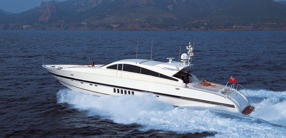 Quincy C Charter Yacht
