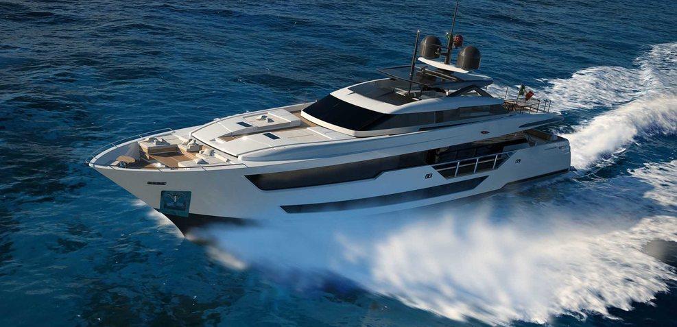 Vista Blue Charter Yacht