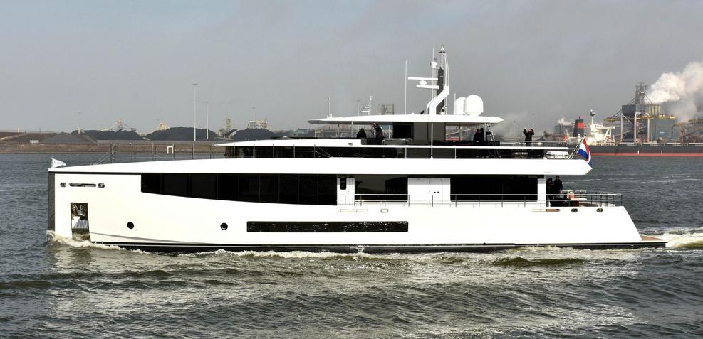 Letani Charter Yacht