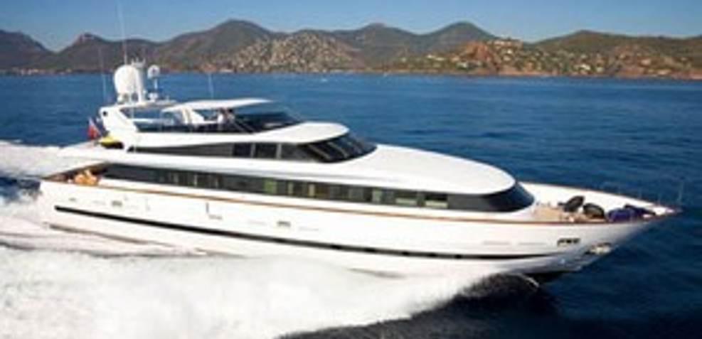 Kenayl II Charter Yacht