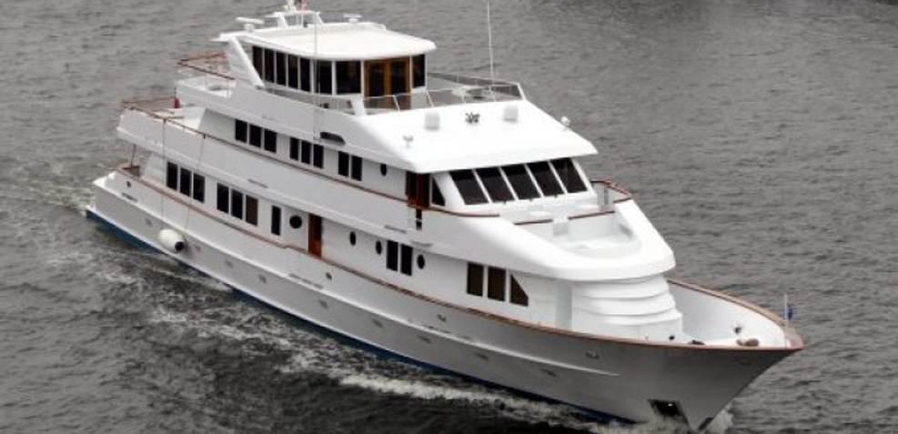 Mehzam Charter Yacht