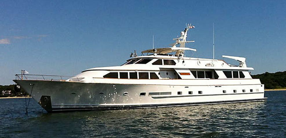 Zantino III Charter Yacht