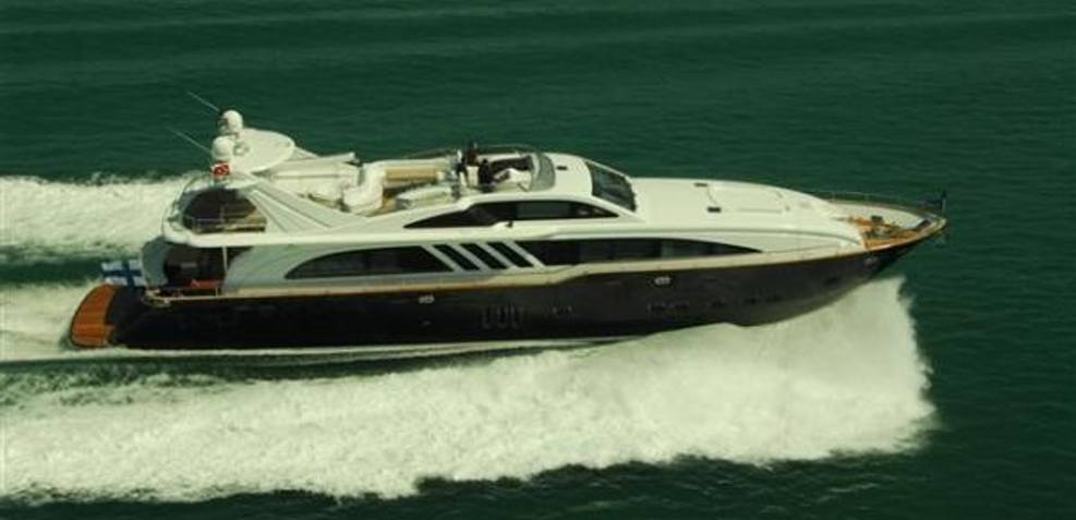 Giant 100 Motor Yacht 2009 Charter Yacht