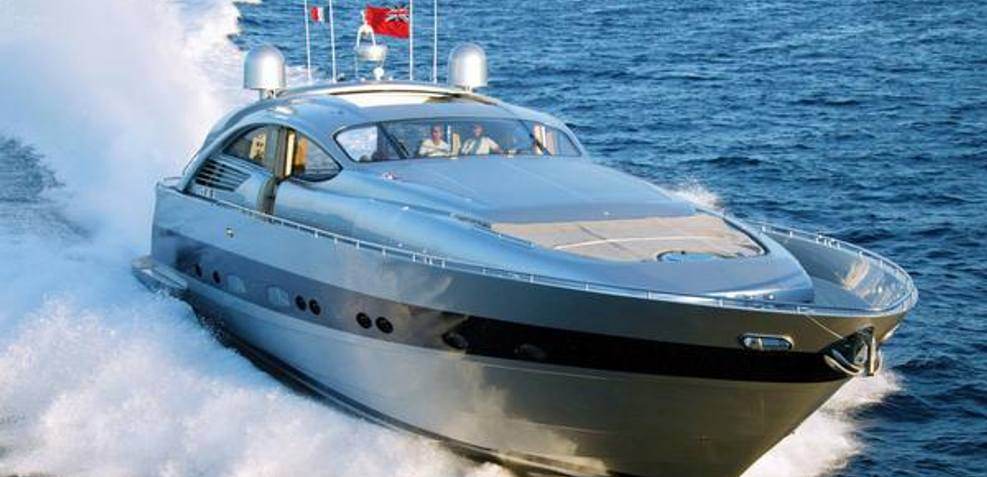 La Cima II Charter Yacht