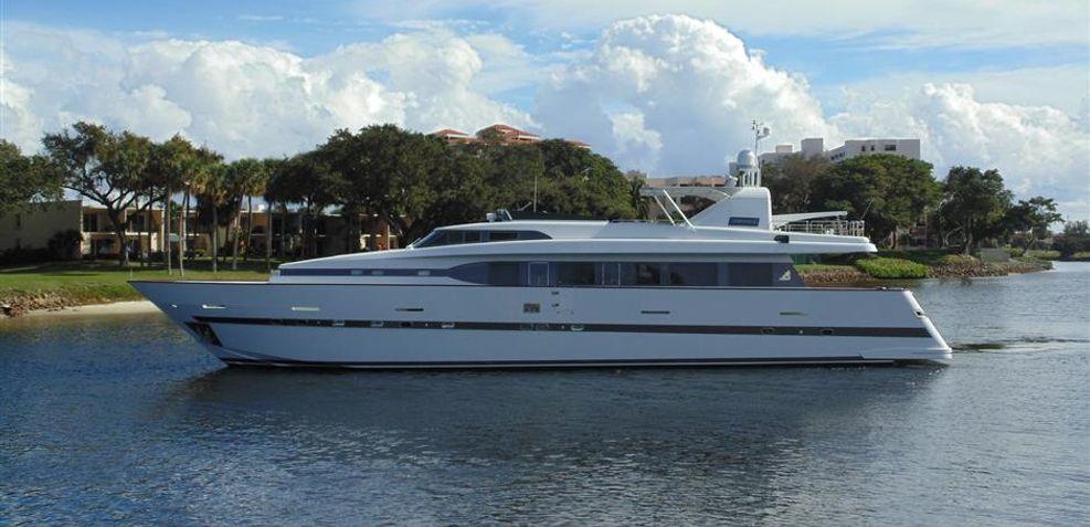 Simpatica Charter Yacht