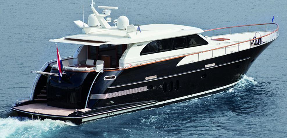 Paradise Charter Yacht