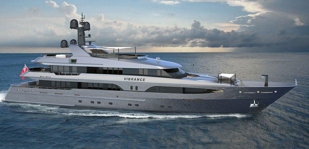 Vibrance Charter Yacht