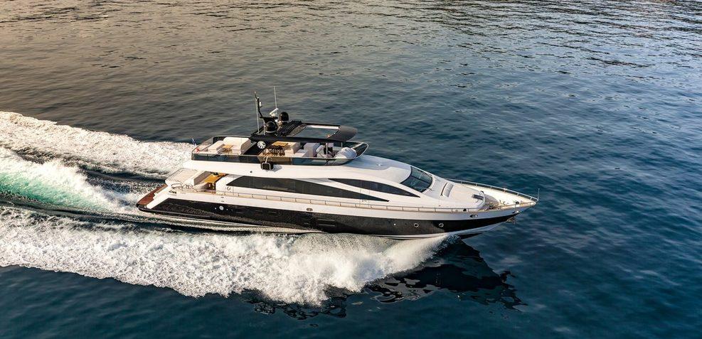 Miss Ter Charter Yacht