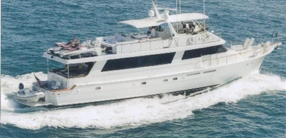 Evangeline  Charter Yacht