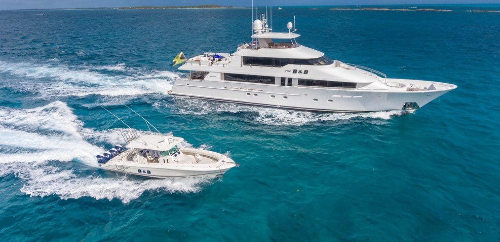 The B&B Charter Yacht