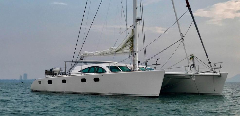 Laysan Charter Yacht