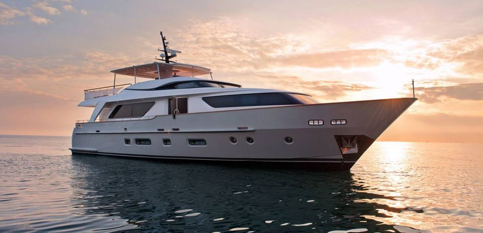 One My Way Charter Yacht