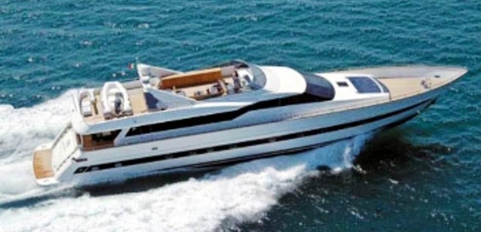 Technomarine 112 Charter Yacht