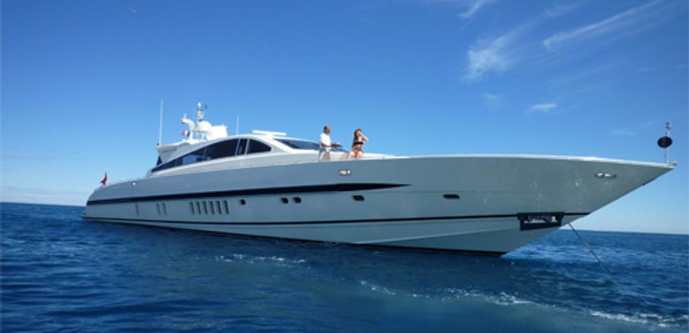 Svea Charter Yacht