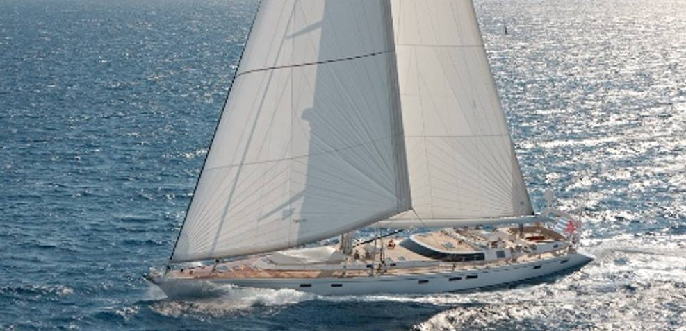 Victoria D Charter Yacht