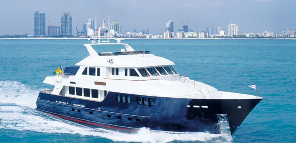 Life of Reilley Charter Yacht
