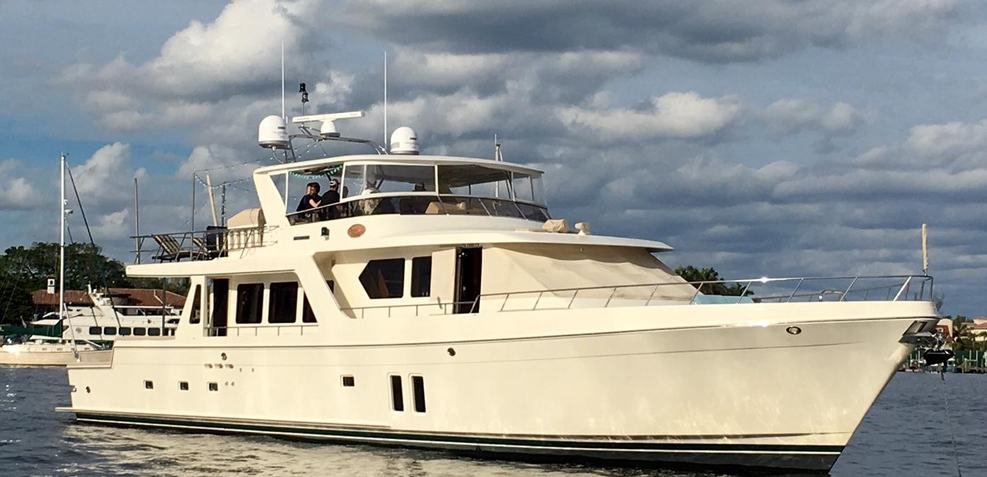 Sweet Emily Charter Yacht