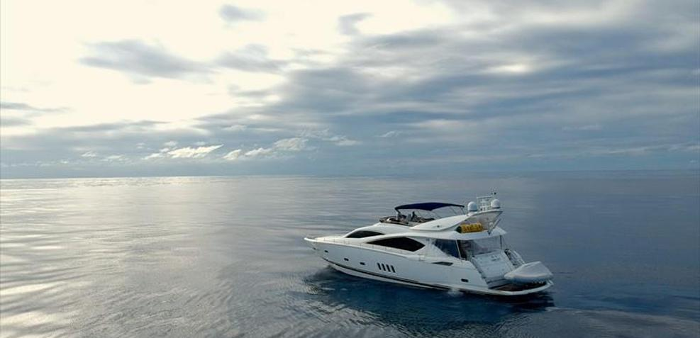 Time Out Charter Yacht