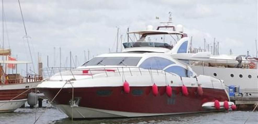 Stormbringer Charter Yacht