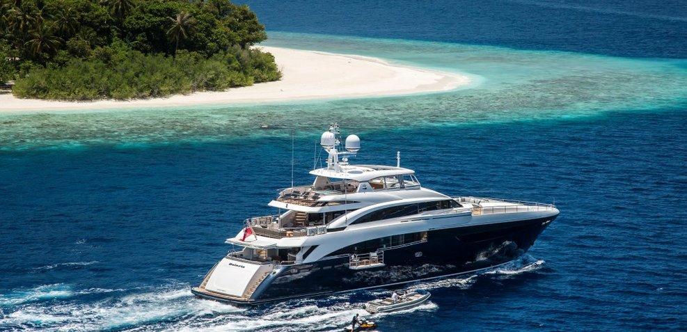 Princess 40M020 Charter Yacht
