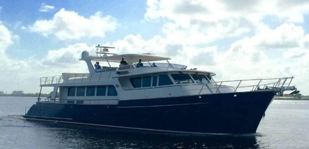 Where's Eileen Charter Yacht