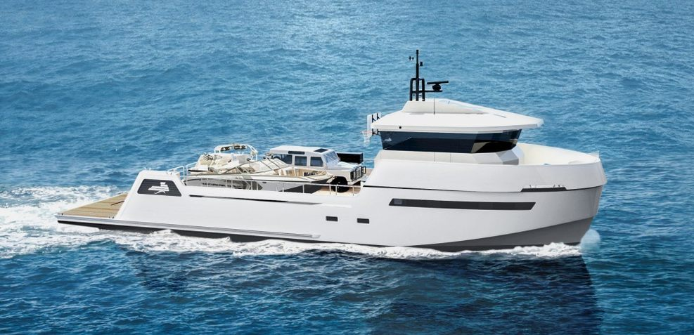 Wally Shadow Charter Yacht