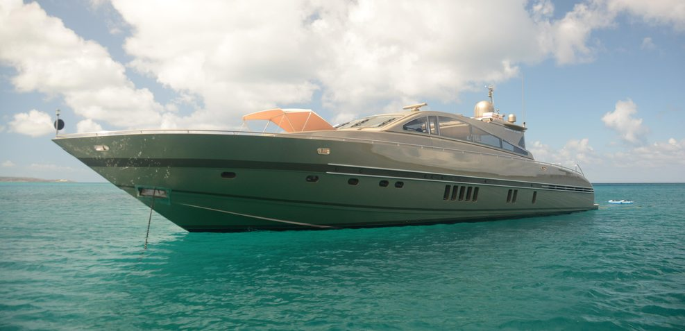 Tender To Charter Yacht