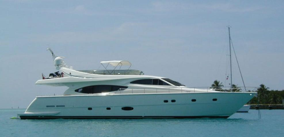 Pampero Charter Yacht