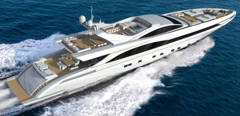 Mangusta 215 Charter Yacht