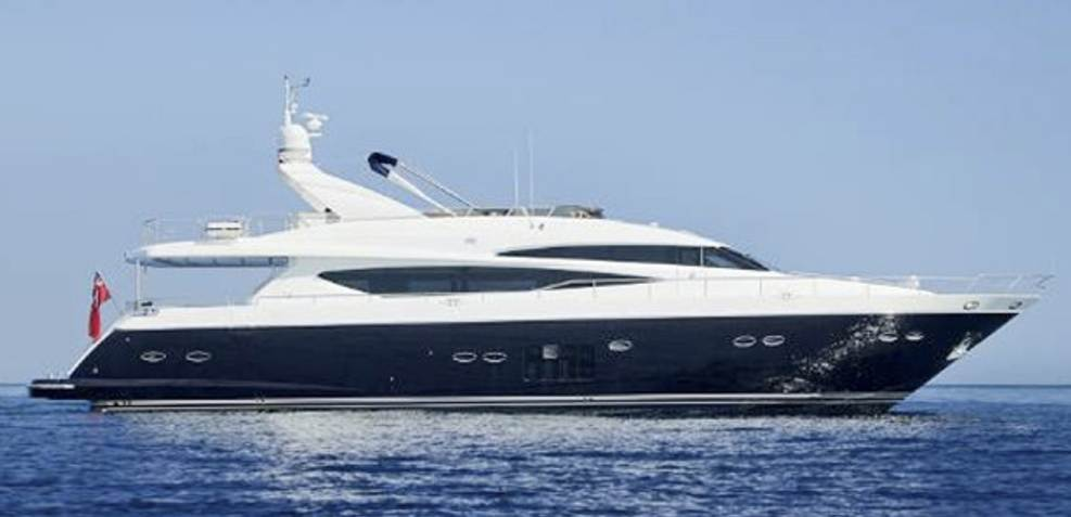 Sono Charter Yacht
