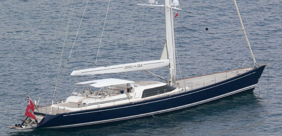 Song of the Sea Charter Yacht
