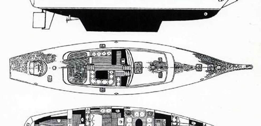 Maya Charter Yacht