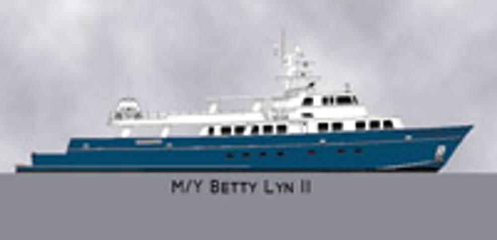 Horizon One Charter Yacht