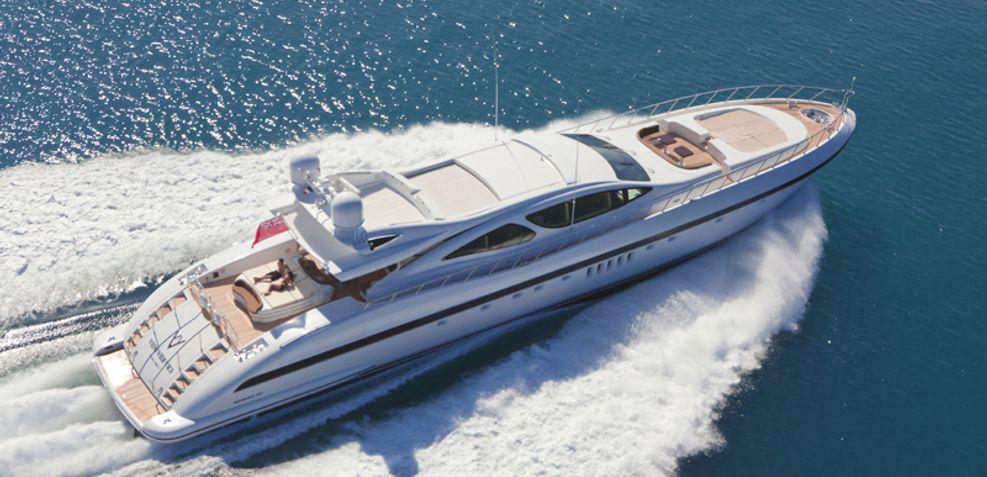 Veni Vidi Vici Charter Yacht