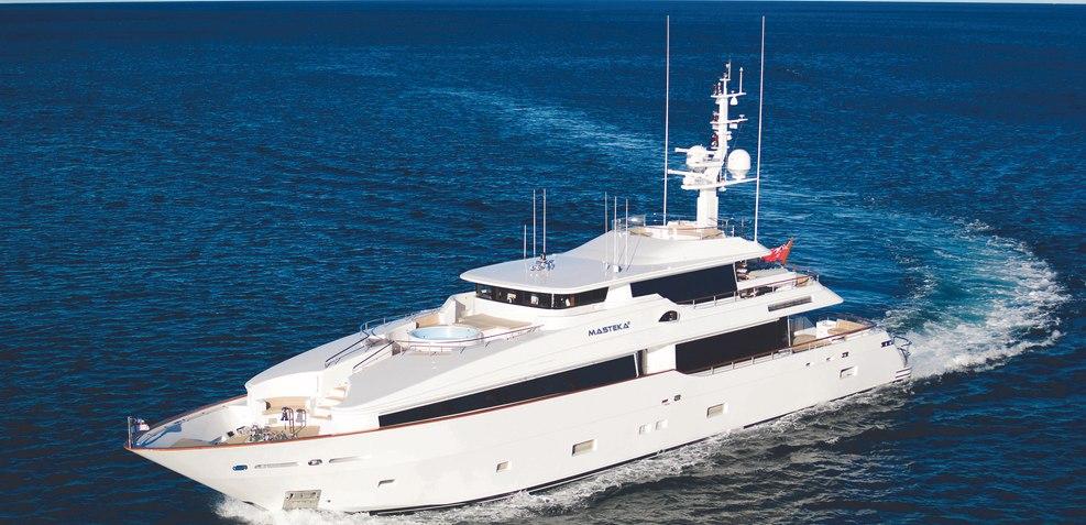 Masteka 2 Charter Yacht