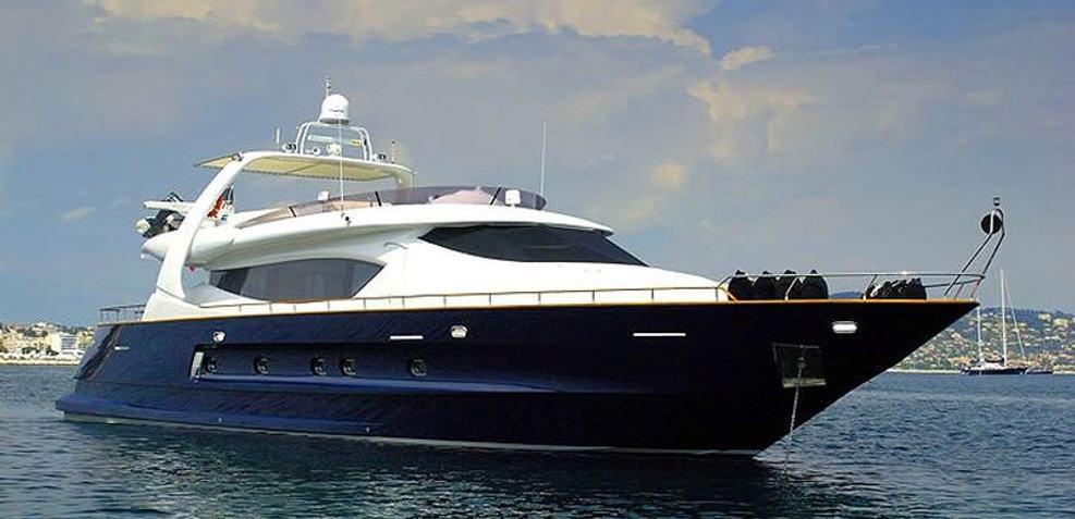Mabruk II Charter Yacht